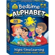 School Zone Interactive Flash Cards - Bedtime Alphabet