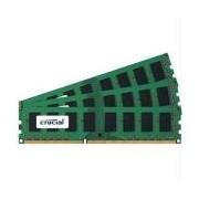 Crucial 6GB DDR3 DIMM 6GB DDR3 1066MHz Data Integrity Check (verifica integrità dati) memoria
