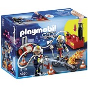 Playmobil Fire Fighters Playset