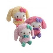 Hello Kitty Rabbit Bean Doll Set Of 3