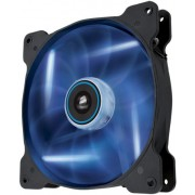 Ventilator Corsair AF140 Quiet Edition LED, Albastru
