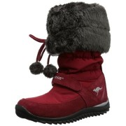 Cizme de zapada fetite apres ski Kangaroos rosu