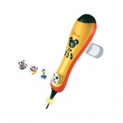 Disney DKS7000-C Frog Classic Handheld Karaoke Player with Patented Voice Effects and 25 Built-in So