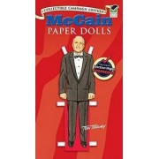 McCain Paper Dolls by Tom Tierney