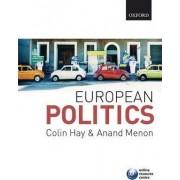 European Politics by Colin Hay