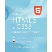 Sergey's Html5 & Css3 by Sergey Mavrody