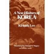 A New History of Korea by Ki-Baik Lee