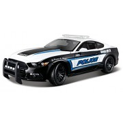 2015 Ford Mustang GT [Maisto 36203], Police, 1:18 Die Cast