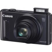 PowerShot SX610 HS crni fotoaparat