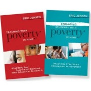 Teaching/Engaging with Poverty in Mind Two Book Set by Professor Eric Jensen
