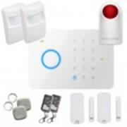 Kit alarme sans fil Gsm T3 + Sirène