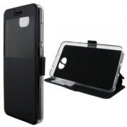 Huawei Etui Rabattable Noir Avec Ouverture Ecran pour Huawei Y5-2