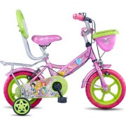 Hero Disney 12T Princess Junior Cycle With Carrier - Pink