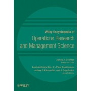 Wiley Encyclopedia of Operations Research and Management Science by James J. Cochran