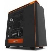 Carcasa NZXT H440 Matte Black Orange New Edition Fara sursa