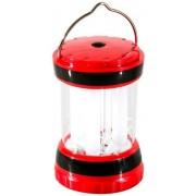 Hordozható 4 Led lámpa elemes kemping lámpa - YT-823