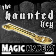 Magic Makers The Haunted Key - Magically Turns Over In Your Hand