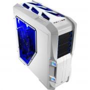 Boîtier PC GT-S White Edition blanc 5x 5,25 pouces externe, 7x interne de 3,5 pouces E-ATX, XL-ATX ATX 10