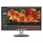 Monitor LED Philips BDM3275UP 32 inch 4ms Black