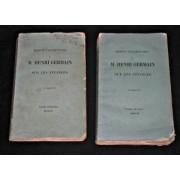 Discours Parlementaire De M. Henri Germain Sur Les Finances : Tome Premier 1870-75, Tome Second 1882-85