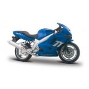 Bburago 18-55004 Moto Kit Triumph TT600 - Modellino in scala 1:18
