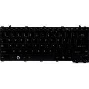 Tastatura Laptop Toshiba MMDTOSHIBA302 Black