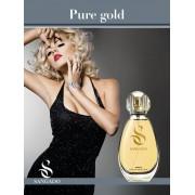 SANGADO Pure Gold 50 ml parfém dámský promo cena