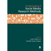 The SAGE Handbook of Social Media Research Methods by Luke Sloan
