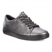 Pantofi casual dama ECCO Soft 7 (argintii/dark shadow)