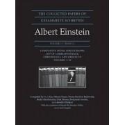The Collected Papers of Albert Einstein, Volume 11 by Albert Einstein