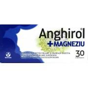 Anghirol +Magneziu (30 comprimate)