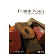 English Words by Heidi Harley