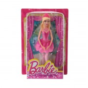 PAPUSA BARBIE ROSE BALERINA - MATTEL (V7050-X8831)