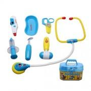 SODIAL(R) Juguete Medicina doctor Enfermera Juego de roles creativo para ninos