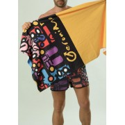 Geronimo Towel Yellow 1616X1-1