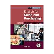 English for Sales and Purchasing - Student Book and MultiROM