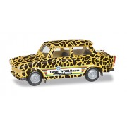 Herpa 027.663 - Trabant 601 Edizione Trabi-mondo