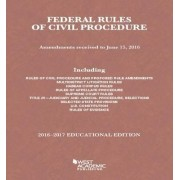 Federal Rules of Civil Procedure by A. Spencer