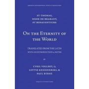 On the Eternity of the World by Siger de Brabant St Thomas