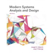 Modern Systems Analysis and Design by Joseph A. Valacich