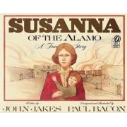 Susanna of the Alamo by John Jakes Jakes
