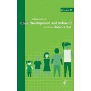 Advances in Child Development and Behavior: Volume 35 by Robert V. Kail