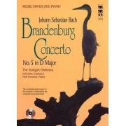 Brandenburg Concerto No. 5, Piano by Johann Sebastian Bach