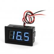 Voltmeter Modrý 0 - 100 V