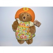 Russ Teddy Bear Plush Stuffed Animal Bears From the Past 10 Flora G775
