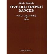 Chester Music Marin Marais: Five Old French Dances
