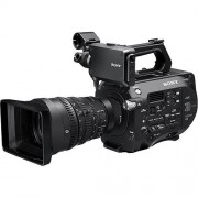 Sony pxw-fs7 + 28-135mm f/4 g pz oss - innesto e - 2 anni di garanzia