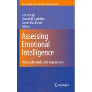 Assessing Emotional Intelligence by Con Kerry Kenneth Stough