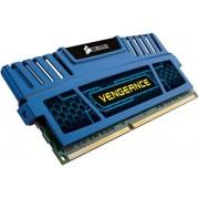 Memorie Corsair Vengeance Blue DDR3, 1x8GB, 1600 MHz