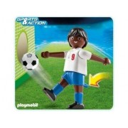 Playmobil - Joueur Football Sports Action 4736 Angleterre